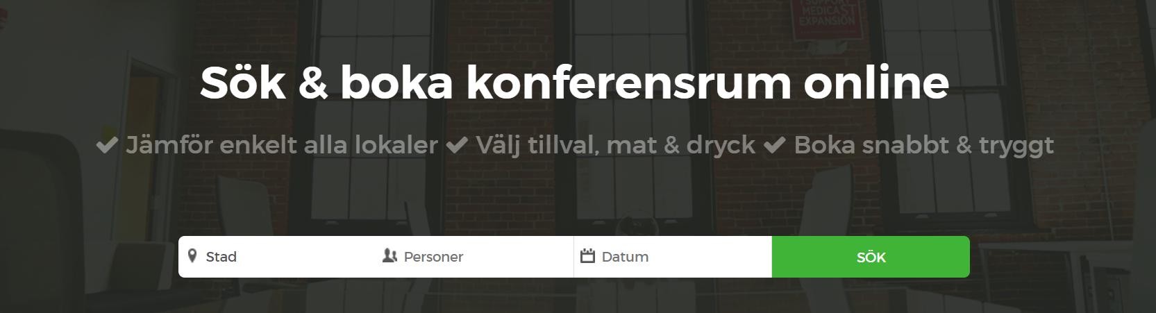 Bild bokningsmotor timetomeet.se
